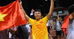Nhà vô địch SEA Games 30 không có đối thủ tại U22 Việt Nam