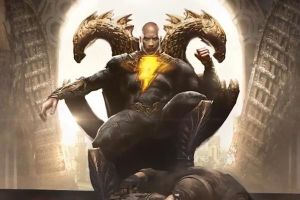 Black Adam của The Rock đối đầu nhóm siêu anh hùng