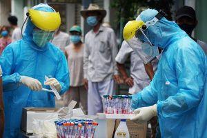 5 người cách ly cùng phòng nhiễm Covid-19