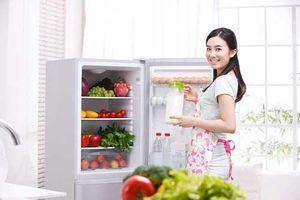 Nếu bạn cho túi ni lông đựng thức ăn vào trong tủ lạnh gây ảnh hưởng đến sức khỏe