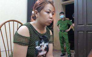 Nữ bị can bắt cóc bé trai 2 tuổi ở Bắc Ninh liên tục thay đổi lời khai