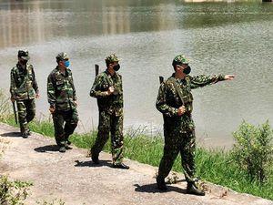 Lính biên phòng bám đường biên mùa dịch COVID-19