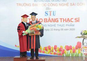 STU tổ chức lễ tốt nghiệp Thạc sĩ ngành Công nghệ Thực phẩm
