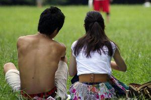 Người trẻ Nhật mất hứng thú với tình dục