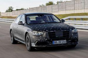 Mercedes-Benz S-Class 2021 có phiên bản mạnh 800 mã lực