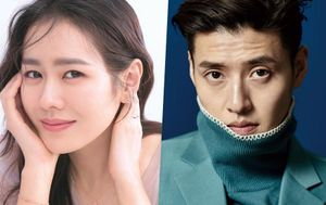 Son Ye Jin đóng cặp với Kang Ha Neul trong phim cổ trang