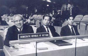 Đại sứ Phạm Ngạc: Tận tâm với ngành Ngoại giao