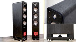 Polk Audio Signature S60 – Chi tiết sắc nét, uy lực, xem phim quá ấn tượng