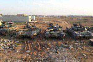 Trang bị Shtora, T-72 Syria vẫn gặp nguy hiểm