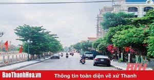 Dấu ấn quy hoạch vùng huyện Nga Sơn