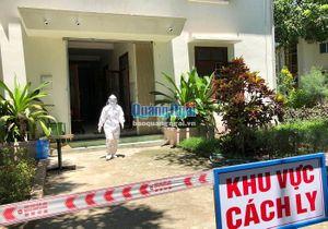 Trường hợp nghi mắc Covid-19 ở Bình Sơn âm tính với SARS- CoV- 2