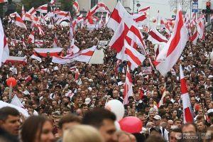 Nga cảnh báo Mỹ và EU không can thiệp vào công việc nội bộ Belarus