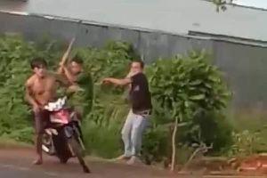 Đắk Lắk: Công an báo cáo về clip 'xô xát với dân' xôn xao mạng xã hội