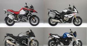 Triệu hồi gần 17.000 mô tô BMW Motorrad có nguy cơ cháy trong quá trình sử dụng