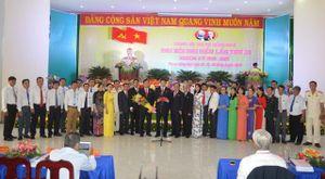 Đồng chí Huỳnh Minh Tuấn tái đắc cử chức Bí thư Thị ủy Hồng Ngự nhiệm kỳ 2020 - 2025