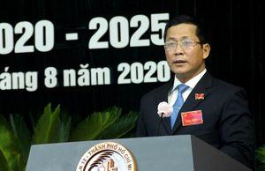 Ông Trần Hoàng Danh tái đắc cử Bí thư quận 12