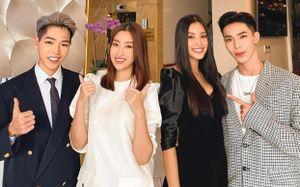 Hoa hậu Tiểu Vy và Đỗ Mỹ Linh tái hợp 2 người tình MV