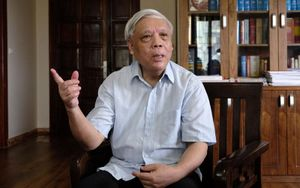 Nguyên Viện trưởng Viện Lịch sử Đảng - PGS.TS Nguyễn Trọng Phúc: 'Gương mẫu, đi đầu' không chỉ là trách nhiệm