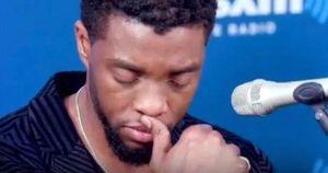 Chadwick Boseman từng khóc khi nhắc tới bệnh nhi ung thư