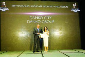 Danko City - Khu đô thị có thiết kế cảnh quan đẹp nhất Việt Nam