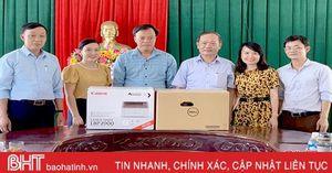 Hà Tĩnh huy động hơn 19 tỷ đồng đỡ đầu tài trợ xây dựng nông thôn mới