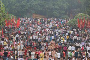 Việt Trì - Thành phố Lễ hội về với cội nguồn dân tộc Việt