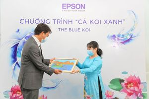 Espon Việt Nam dùng công nghệ lan tỏa tinh thần khuyến học