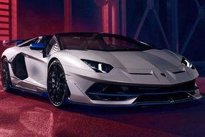 Chỉ sản xuất giới hạn 10 chiếc, siêu xe Lamborghini Aventador SVJ Roadster có gì đặc biệt?