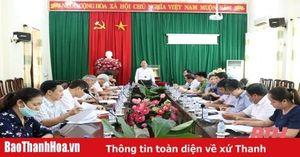 Ban Văn hóa - Xã hội HĐND tỉnh giám sát tại huyện Quan Hóa