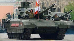 Nâng cấp đột phá cho siêu tăng Armata: Từ 'áo giáp trong suốt' đến 'phòng thủ laser'