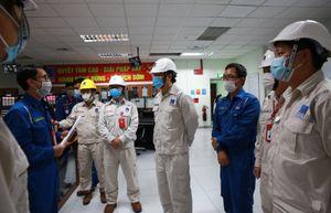 Tổng giám đốc BSR Bùi Minh Tiến khảo sát công trường BDTT lần 4