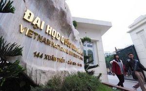Các trường, khoa trực thuộc ĐH Quốc gia Hà Nội đồng loạt công bố điểm sàn xét tuyển 2020
