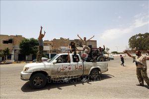EU thúc đẩy đàm phán hòa bình tại Libya