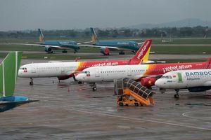 Các hãng hàng không Việt sẵn sàng bay quốc tế trở lại