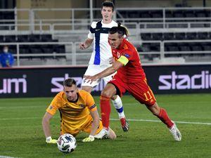 Bale gây thất vọng trong ngày trở lại tuyển xứ Wales