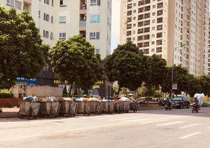 Những xe rác 'vô duyên'