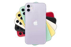 Top 10 smartphone bán chạy nhất thế giới: iPhone 11 'vô đối'