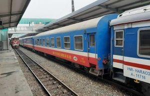 Chạy lại tuyến đường sắt Hà Nội-Vinh, tăng tần suất Hà Nội-Hải Phòng