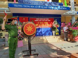 TT - Huế: Thứ trưởng Bộ Công an và nhiều lãnh đạo tham dự Lễ Khai giảng
