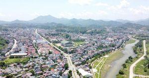 Bắc Kạn vươn mình thành thành phố đáng sống ở Việt Nam