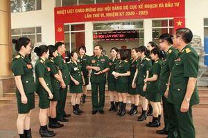 Xây dựng Đảng bộ Bộ Tổng Tham mưu - Cơ quan Bộ Quốc phòng đáp ứng yêu cầu nhiệm vụ trong tình hình mới