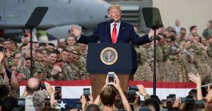 Trên 600 cựu chiến binh Mỹ chỉ trích truyền thông công kích Tổng thống Trump