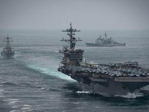 Đằng sau việc Trung Quốc tố Mỹ gây rối ở Biển Đông