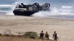 Tàu đệm khí siêu nhanh giúp Mỹ né đòn tấn công?