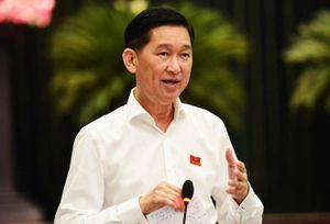 Ông Trần Vĩnh Tuyến ngừng việc ảnh hưởng đến giải ngân đầu tư công