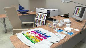 Epson ra mắt máy in vải chuyển nhiệt kỹ thuật số để bàn đầu tiên