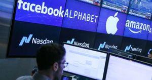 Cổ phiếu các công ty công nghệ lớn nhất Phố Wall bốc hơi hơn 1.000 tỉ USD