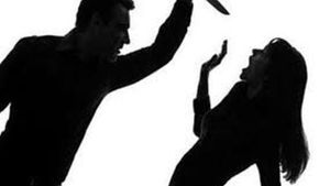 Nghi án chồng chém vợ trọng thương rồi tự tử