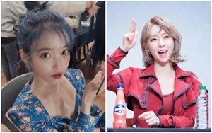 Những kiểu tóc mái đẹp, cứ để là trẻ ra hẳn 1 giáp của Idol Kpop