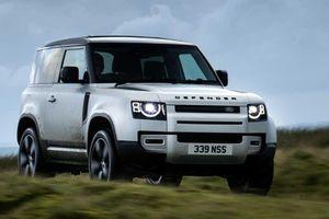 Land Rover Defender 2021 được ra mắt